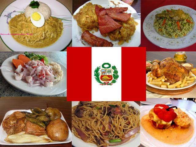 Recetas de Comida Peruana – Cocina Peruana